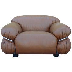 "French50s60s - Gianfranco Frattini for Cassina ""Sesann"" Lounge Chair"