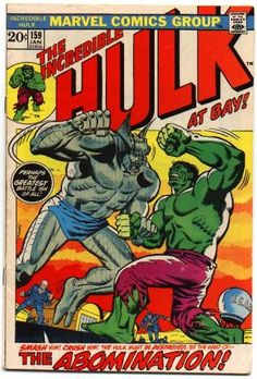 """Marvel Comic "", The Hulk! I wouldn't buy it if it wasn't a Marvel. Hulk Marvel, Marvel Comics Superheroes, Hulk Comic, Marvel Comic Books, Comic Book Characters, Marvel Characters, Marvel Heroes, Comic Character, Comic Books Art"