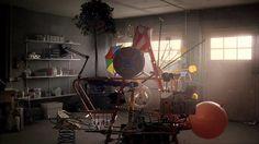 """Orange """"Music Machine"""" Red ( dir: pleix )"""