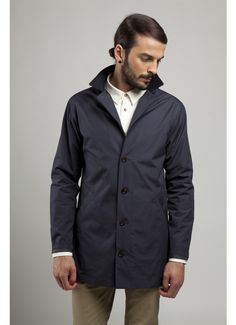 Percival Clothing | Sherlock Jacket
