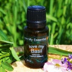 Basil Sweet 100% Pure Essential Oil - clear up sinus and ear infections...can also be used on aching muscles.  Great price...click to check it out!