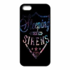 Amazon.com: Mystic Zone Music Band SWS Sleeping with Sirens Case for iPhone 5 Rubber TPU Material Cover Fits Case WSQ1249: Cell Phones & Acc...