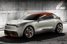 The Kia Provo was unveiled at the 2013 Geneva Auto Show