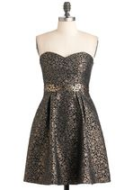 Goldleaf Glamour Dress