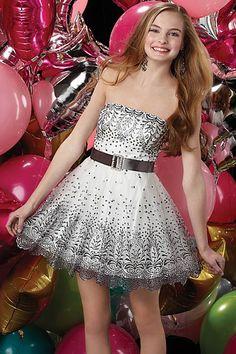 Alyce 3510 Sweet 16 Dress
