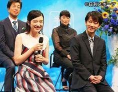 佐藤健、永野芽郁と同い年設定に「最大のハードル」 (日刊スポーツ) - Yahoo!ニュース