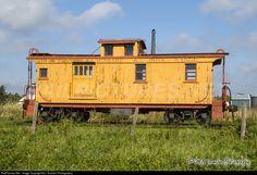 RailPictures.Net Photo: C-6 Duluth, Missabe & Iron Range Railway Caboose at Poplar, Wisconsin by M.J. Scanlon Photography