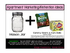 Apartment Marketing Retention Ideas Layout Designed By Bonnie Rose Event