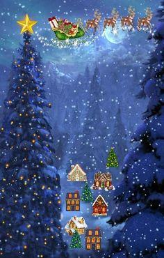 Joyeux Nol Merry Christmas