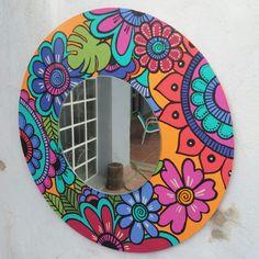 Diy Crafts To Do, Hippie Life, Posca, Meraki, Wooden Blocks, Mural Art, Mandala Art, Mosaic Art, Wood Art