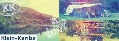 Sowat negentig minute van Johannesburg en 'n uur van Pretoria af, net buite Bela-Bela, sprankel ATKV-Klein-Kariba in een van die Waterberge se mooiste klowe. Hierdie pragoord bied 'n wye verskeidenheid akkommodasie met egte Bosveld-gasvryheid. By die avontuursentrum kan selfs groter skool-, studente- of kerkgroepe teen 'n laer tarief van Klein-Kariba se fasiliteite gebruik maak. Pretoria, Afrikaans, Holiday Destinations, Van, Painting, Afrikaans Language, Vans, Painting Art, Paint