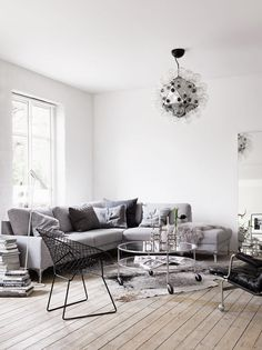 Industrial Swedish living space