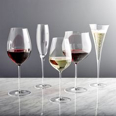 Shop Enoteca Wine Glasses. The ideal glass for wine enthusiasts and novices alike. This beautifully crafted, crystal-clear glass from Schott Zwiesel is handmade of break-, chip- and scratch-resistant Tritan ® glass.