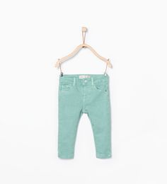 Trousers with pockets-Skirts and trousers-Baby girl (3 months - 3 years)-KIDS | ZARA United States