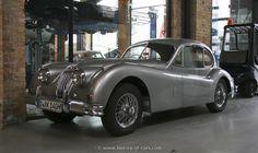 Jaguar XK140 FHC 1954-1957