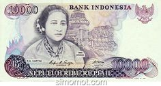 Uang kertas gambar Kartini tahun 1985 Valuable Coins, Historical Photos, Vintage Ads, History, Artwork, Manado, Sharks, Design, Legends