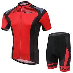 XINTOWN Hommes de Cyclisme Jersey D eacute finit V eacute lo de Sport En  Plein Air Rouge Respirant Ropa Ciclismo V eacute lo V eacute lo V ecirc  78a143d6a