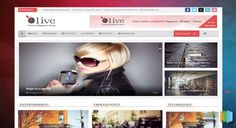 Olive News Blogger Template blogger templates free blogger templates. Blogger free templates, 2014 blogger templates seo blogger themes free 2014