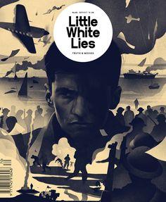 Issue no. 070 - Dunkirk Cover art by Karolis Strautniekas
