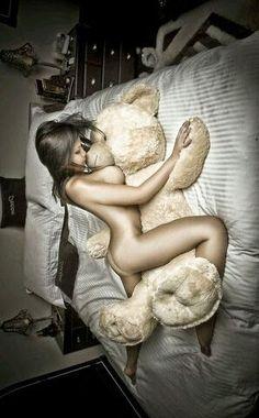 girl porno teddy bear