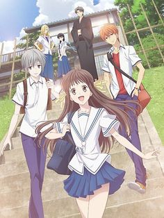 Fruits Basket Anime Returns with Another New Promo and Visual ⋆ Anime & Manga Fruits Basket Anime, Fruits Basket Funny, Anime Basket, Kyo Manga, Manga Anime, Anime Kiss, Sad Anime, Anime Demon, Kawaii Anime