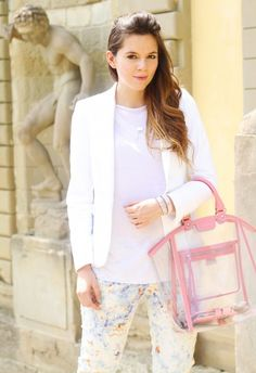 italian fashion blogger Irene Colzi