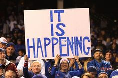 Yes, Cubs fans ... yes it is.