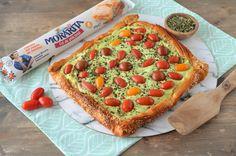 Naut crocant - gustare cu naut - Retete culinare by Teo's Kitchen Lidl, Vegetable Pizza, Mousse, Tart, Macarons, Feta, Vegetables, Kitchen, Cooking