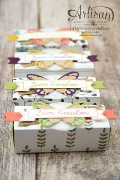 Stampin Up! - Artisan Design Team - designer paper wildflower meadow - Framelits butterfly - elegant butterfly - A little greeting - 6