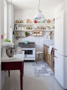 我們看到了。我們是生活@家。: 義大利米蘭郊區的小閣樓,Grazia Caruso對家充滿熱情!