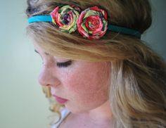 I love headbands.