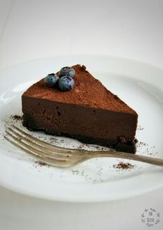Sweets Cake, Cheesecake Recipes, Finger Foods, Baked Goods, Chocolate Cake, Sweet Recipes, Delicious Desserts, Good Food, Food And Drink