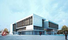 Antalya Gazipasa Municipality Building Competition