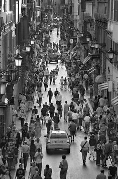 Shopping in Rome