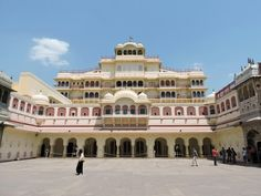 City Palace, Jaipur, India Jaipur India, G Adventures, National Geographic, Palace, Journey, Mansions, House Styles, City, Mansion Houses