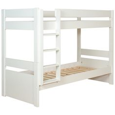 Stompa Uno Plus Truckle Bed, White