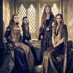 The One Thing You Probably Didn't Notice About The White Princess+#refinery29