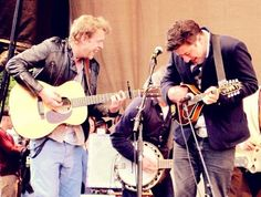 Daily Dose of Mumford and Sons #176 - MumsonFans.com - Ted Dwane And Marcus Mumford Of Mumford And Sons