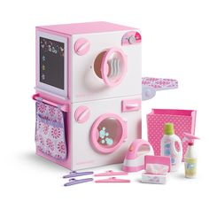 American Girl Bitty's Washer & Dryer Set