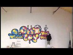 지디X태양 굿보이 그래피티 메이킹영상입니다. GOODBOY Graffiti Art By Leodav www.leodav.com