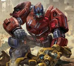 Transformers...Bumblebee is so useless! J/K