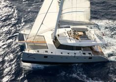 Sunreef 62 Catamaran Charter, 4+1 cabins, 8+2 berths. Available ofr charter in Greece, France and Spain.