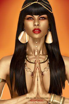 Moxie Glam Makeup Color of Cleopatra Egyptian Makeup, Cleopatra Makeup, Egyptian Beauty, Egyptian Women, Egyptian Goddess, Egyptian Art, Romain Gary, Fantasy Make Up, Fantasy Art