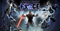 """Entfessle endgültig deine Macht und gehe in """"Star Wars - The Force Unleashed"""" deinen Weg in dem großen Weiten des Star Wars Universums von George Lucas. Alle Infos aber findest du bei games.de."""