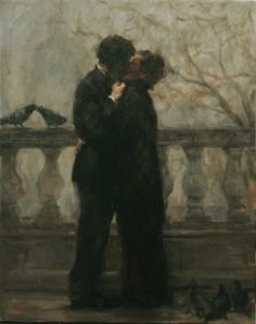 "leelee61: "" "" Ron Hicks, The Embrace "" """