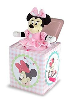 Baby Musical Toys - Disney Minnie JackintheBox Instrument ** Be sure to check out this awesome product.