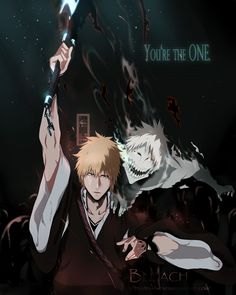 BLEACH - The One I Chose by IFrAgMenTIx.deviantart.com on @deviantART