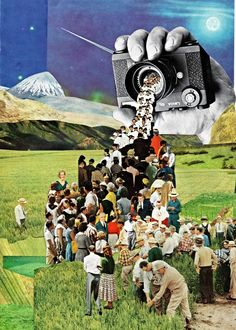 We've gathered our favorite ideas for Retro Futuristic Magazine Collage Art By Ben Giles Fine, Explore our list of popular images of Retro Futuristic Magazine Collage Art By Ben Giles Fine in magazine collage ideas. Collage Foto, Collage Kunst, Collage Artwork, Mixed Media Collage, Photo Collage Design, Pop Art Collage, Art Collages, Collage Drawing, Collage Maker