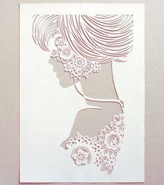 Бумажный арт Анатолия Воробьева