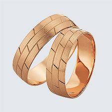 Verighete din aur roz cu design modern. Pot fi realizate din aur alb, aur galben sau aur roz. La cerere sunt posibile şi alte modificări. Aur, Wedding Rings, Slim, Engagement Rings, Modern, Jewelry, Design, Enagement Rings, Trendy Tree